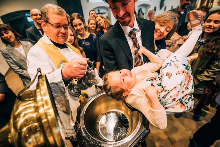 Sinn Der Taufe